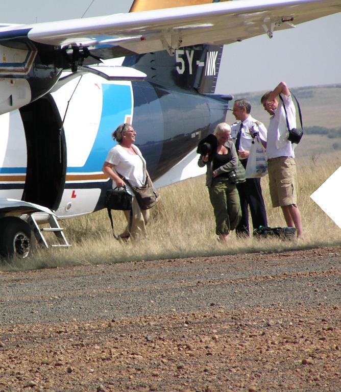3 days Samburu fly-in safari
