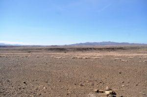 Into the desert, Lake Turkana